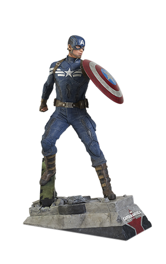 Captain America - The Winter Soldier