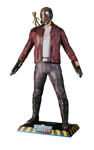 Star Lord – Guardians of Galaxy 2
