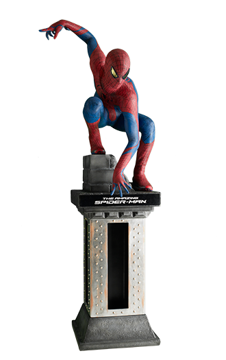 DVD Rack - Spiderman