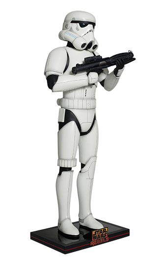 Star Wars Rebels - Stormtooper (gebeugte Arme)